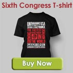 Sixth Congress T-Shirt